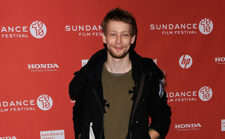 Actor Johnny Lewis attends