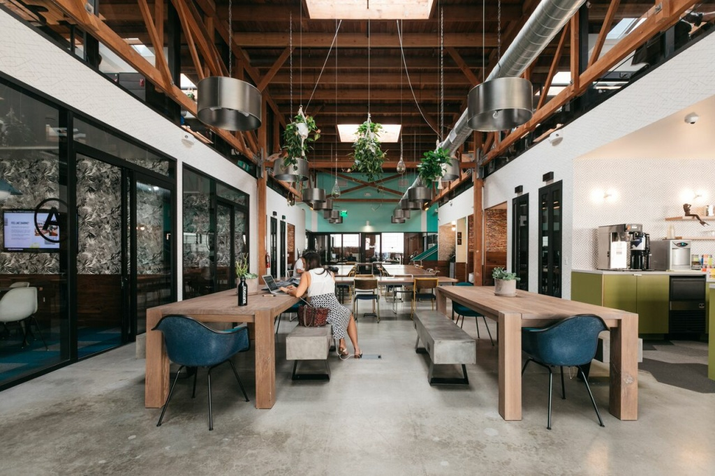 WeWork Culver City Commons Los Angeles, CA