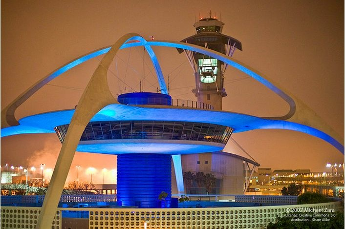 LAX Encounter restaurant