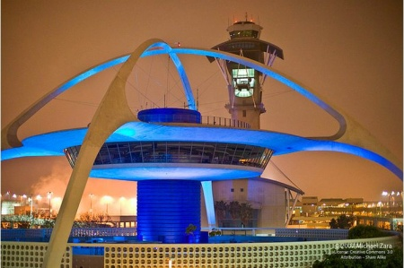 More than 70 passengers travelled through LAX last year, an all-time record.
