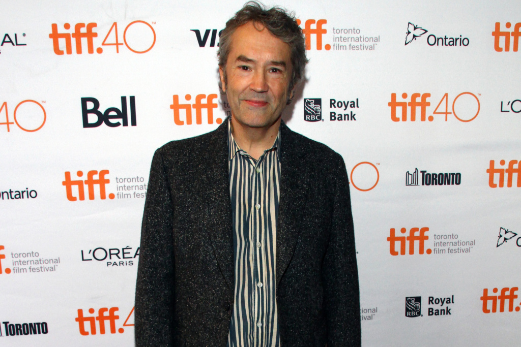 Composer Carter Burwell attends