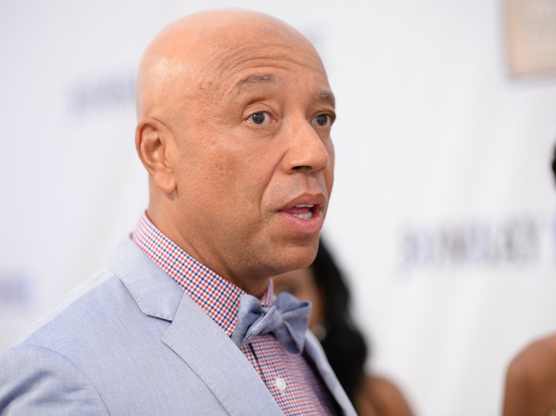 Russell Simmons attends the RUSH Philanthropic Arts Foundation's Art for Life Benefit at Fairview Farms in Water Mill in this July 18, 2015 file photo.
