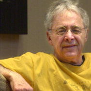 "Chuck Barris, the man behind ""The Dating Game,"" ""The Newlywed Game,"" and ""The Gong Show,"" in 2002 in New York."