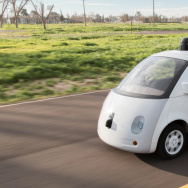Google says it's logged more than a million miles testing its prototypes for a self-driving car