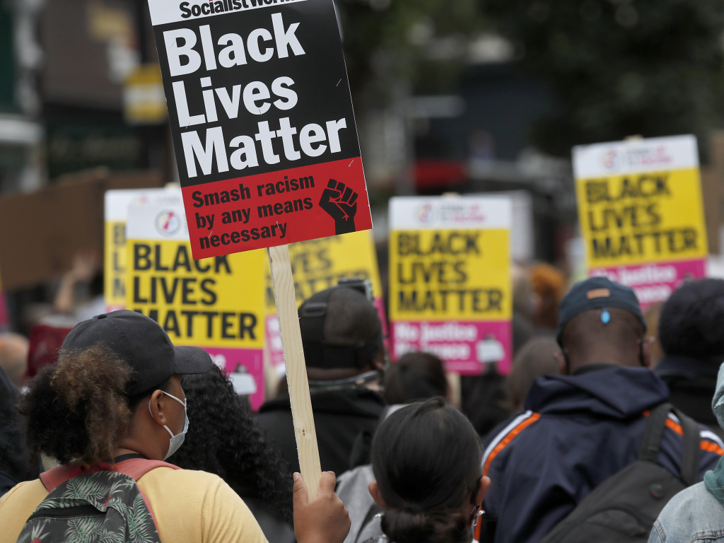 The U.K. government report on racism was commissioned as the country saw major Black Lives Matter demonstrations last summer.