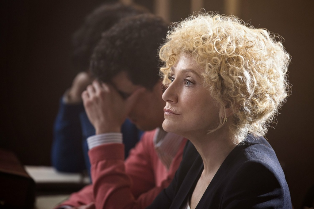 Edie Falco as Leslie Abramson in Law & Order: True Crime (2017)