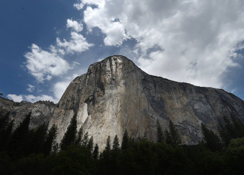 It is one of America's most popular natural wonders. But even Yosemite National Park cannot escape the drought ravaging California now in its fourth year and fueling