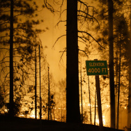 President Obama proposes new way of paying to fight catastrophic wildfires