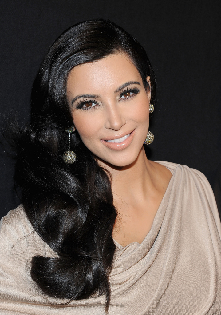 TV personality Kim Kardashian attends A Night of Style & Glamour to welcome newlyweds Kim Kardashian and Kris Humphries at Capitale on August 31, 2011 in New York City.