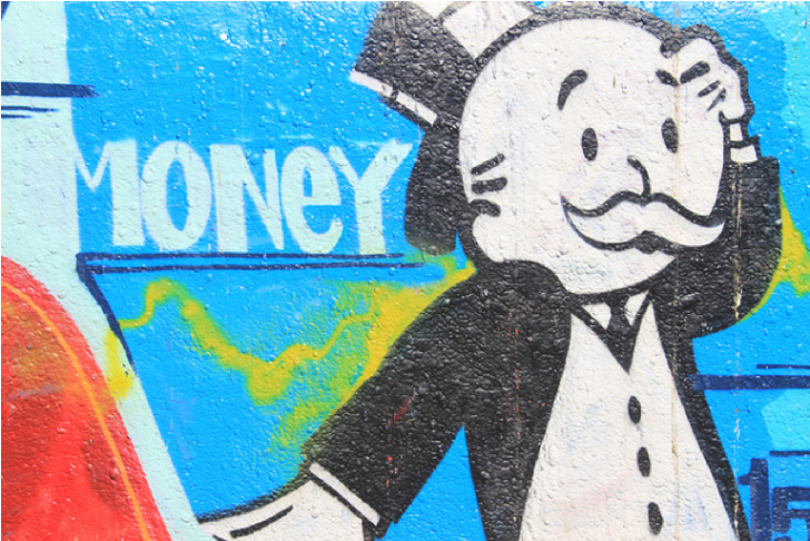 monopoly man money mural venice beach coliseum investigation