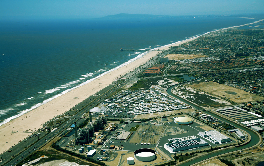 Poseidon Water has proposed a desalination plant in Huntington Beach. But the company pulled its application for a coastal development permit during a hearing in November 2013. Several California Coastal Commissioners questioned whether adequate studies had been done into the use of subsurface intake pipes.