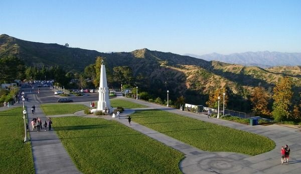 Will Griffith Park soon be sponsored by ads in the park?