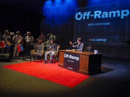 Off-Ramp Live - set