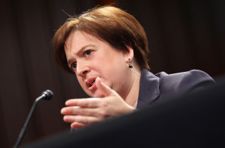 Elena Kagan's confirmation hearing continues today
