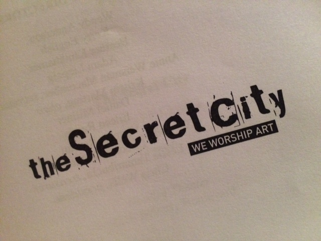The Secret City is a Sunday service celebrating art and community created by Chris Wells.