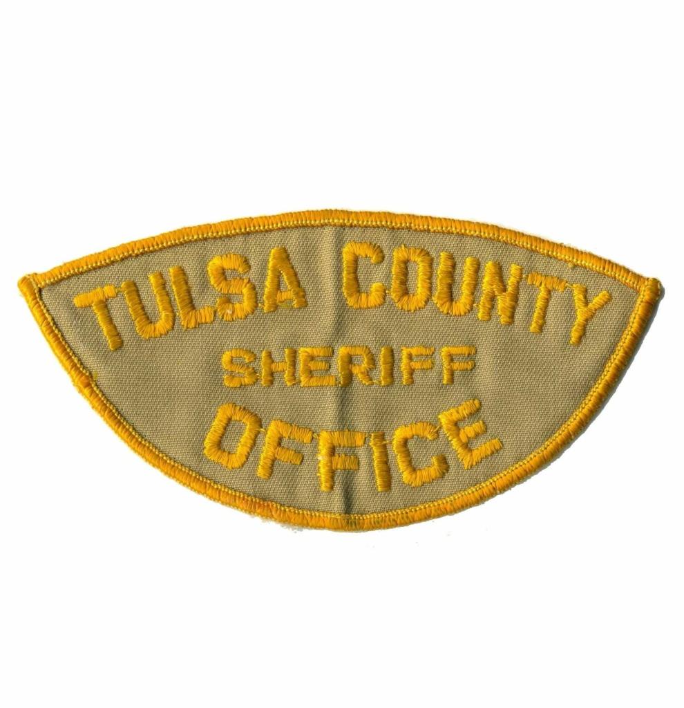 Tulsa County Sheriff (old style)