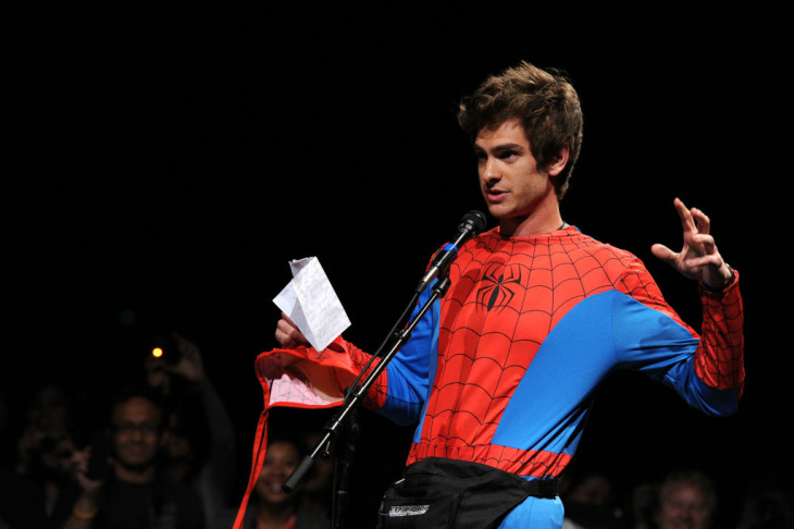 """The Amazing Spider-Man"" Panel - Comic-Con 2011"