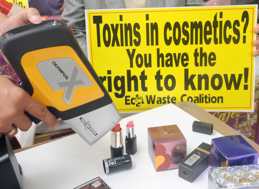 The cosmetics industry has come under increasing scrutiny in recent years.