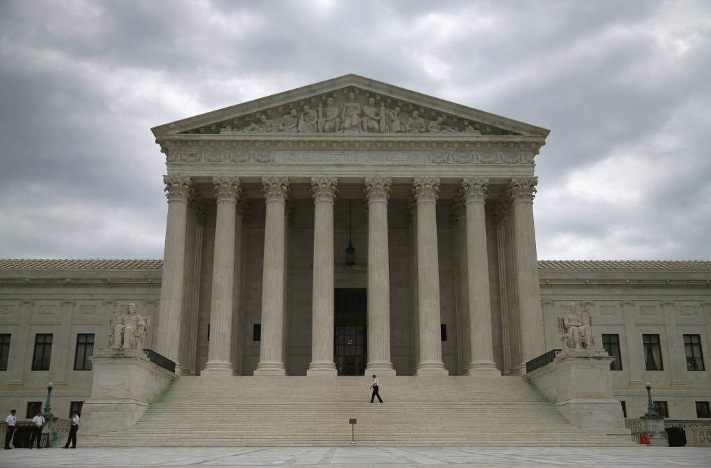 The U.S. Supreme Court winds down its current session at the end of this month.