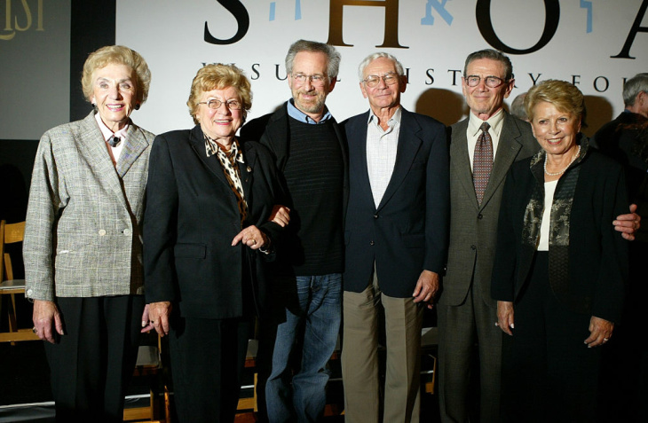 Legacy Of Schindler's List DVD Release Event