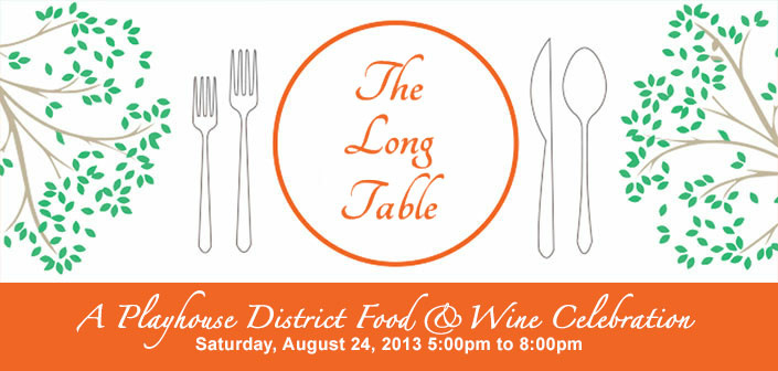 Playhouse District Association: The Long Table