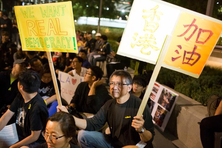 Hong Kong Vigil - 8