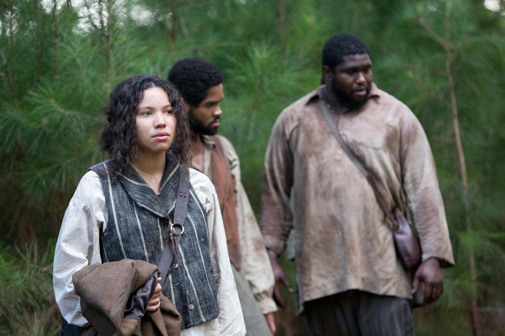 Jurnee Smollett-Bell as Rosalee in the WGN series