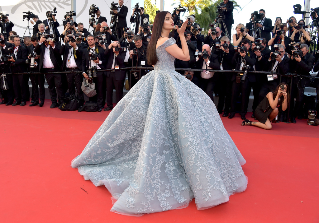 Aishwarya Rai Bachchan attends the