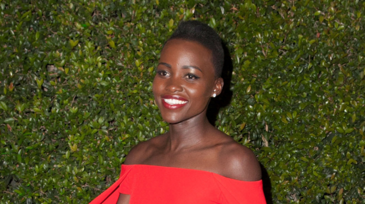 Lupita Nyong'o took home the Oscar Sunday night for best supporting actress on March 2, 2014.