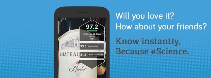 The Next Glass app.
