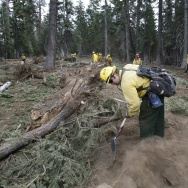 Western Wildfires Yosemite Destruction
