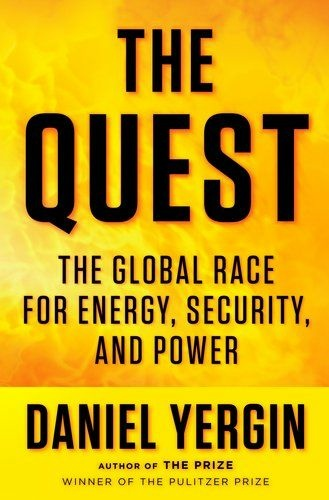 Daniel Yergin's Pulitzer-Prize winning book suggests oil supply anxiety premature.