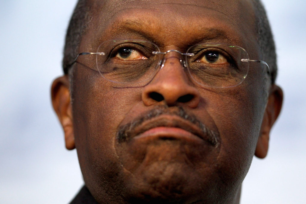 POLITICO.com reported Sunday that the National Restaurant Association paid settlements to two female employees who accused Herman Cain, GOP presidential hopeful and former Godfather's Pizza chief executive, of harassment when he was president of the association in the 1990s.