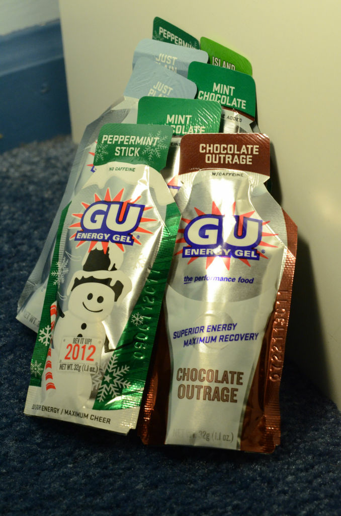 "The FDA said Monday it will look at the foods' effects on children in response to a caffeinated gum introduced this week by Wrigley. Alert Energy Gum promises ""the right energy, right now."" The agency is already investigating the safety of energy drinks and energy shots, prompted by consumer reports of illness and death. (Photo: GU energy gels, pictured above, come in caffeinated and non-caffeinated flavors)"