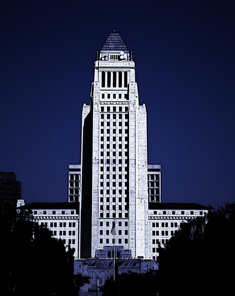 Los Angeles City Council Building