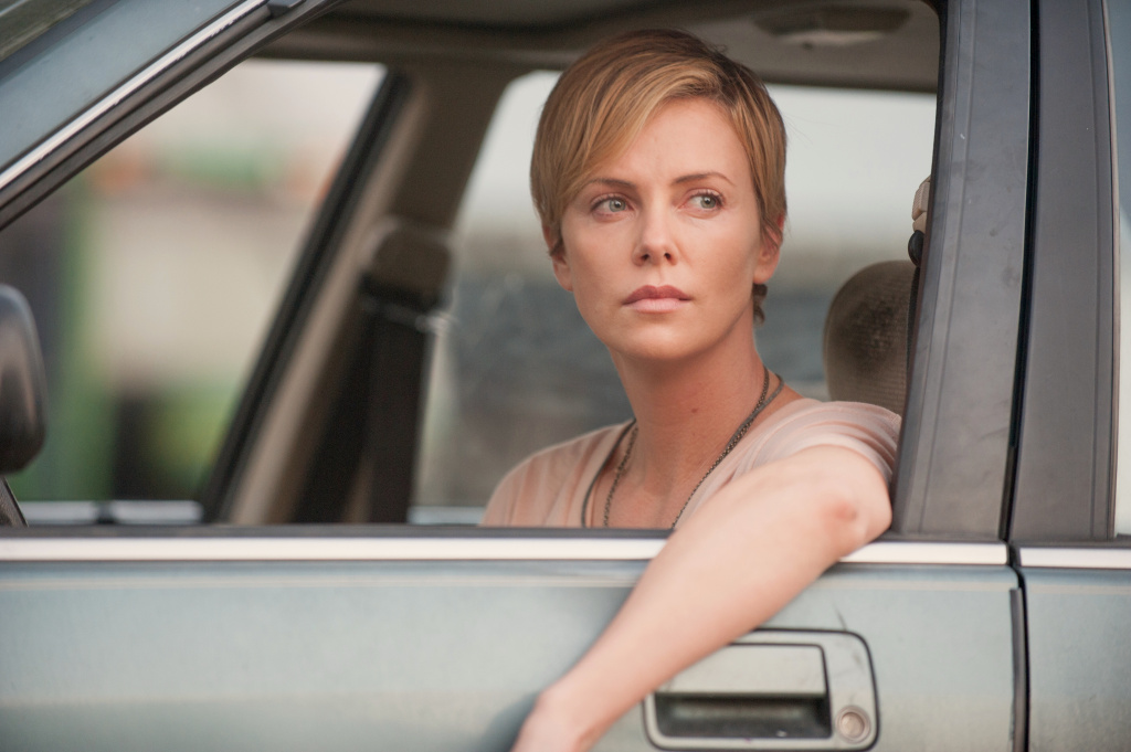 Charlize Theron stars in