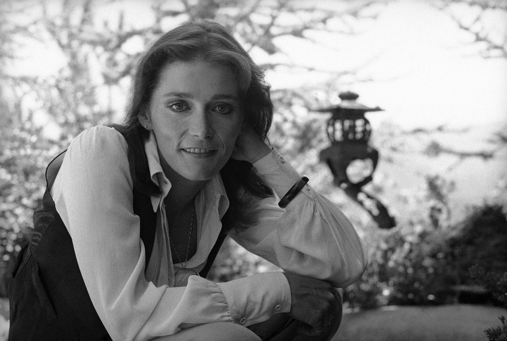 Actress Margot Kidder poses in Los Angeles, Aug. 28, 1978. A Livingston, Montana funeral home posted a notice on its website saying Kidder died Sunday at her home there. She was 69.