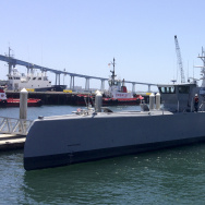 Military Unmanned Ship