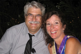 Mary and Nick Roman