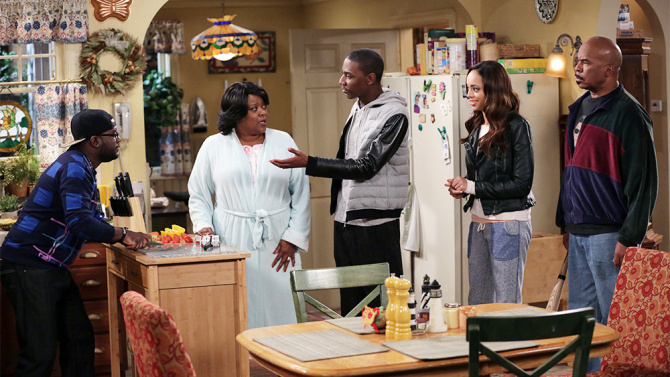 Jerrod Carmichael created and stars in the new NBC sitcom