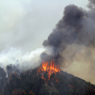 Colorado's High Park Fire Burns 37,000 Acres, Forces Evacuations