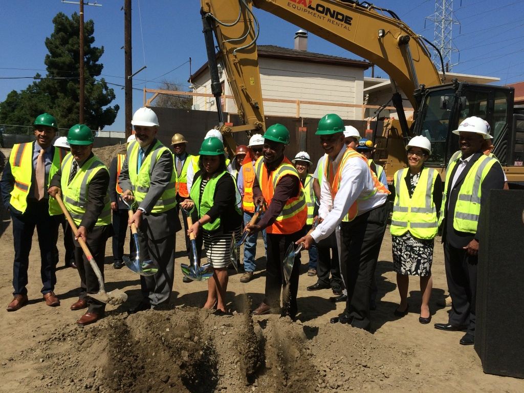 Construction Of Water Treatment Plant In South La To Begin -9980