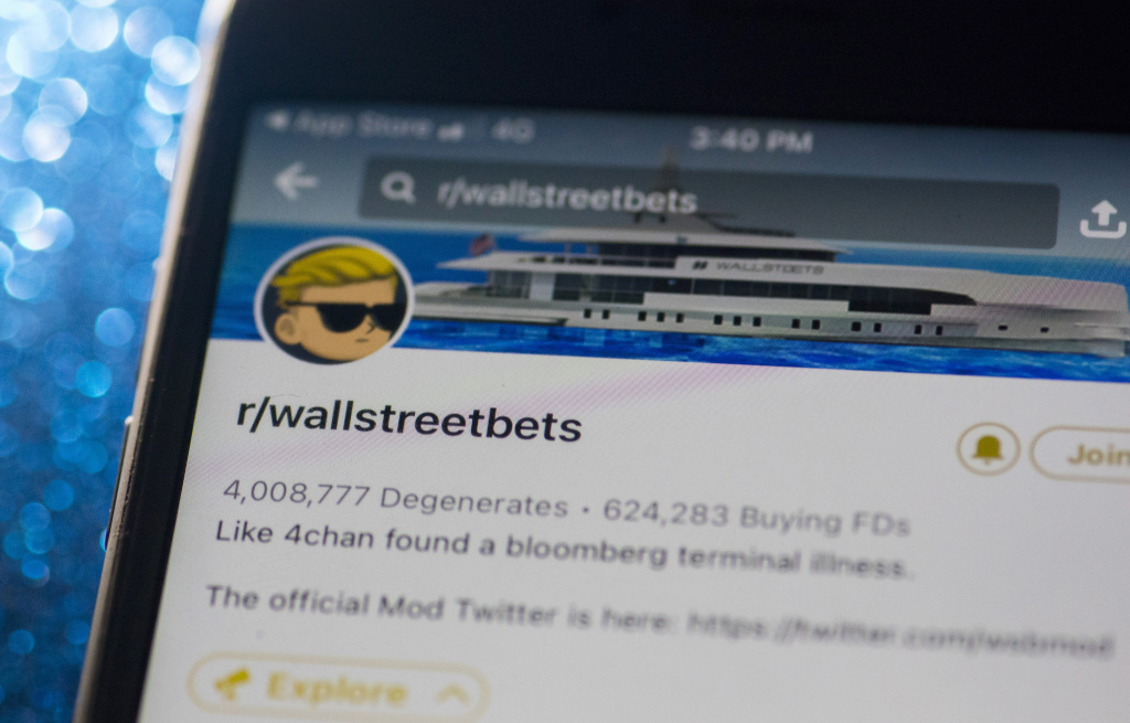 Day traders on the Reddit community r/WallStreetBets, founded by Jaime Rogozinski, drove up the price of GameStop and other stocks, setting up a standoff with Wall Street.