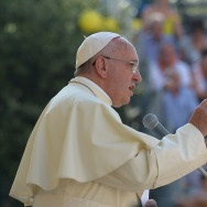ITALY-RELIGION-POPE-VISIT