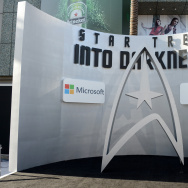"Premiere Of Paramount Pictures' ""Star Trek Into Darkness"" - Red Carpet"