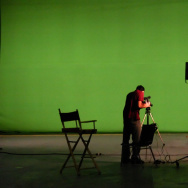 Green screens have become ubiquitous in Hollywood