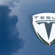 2010 Tesla Roadster Sport Badge