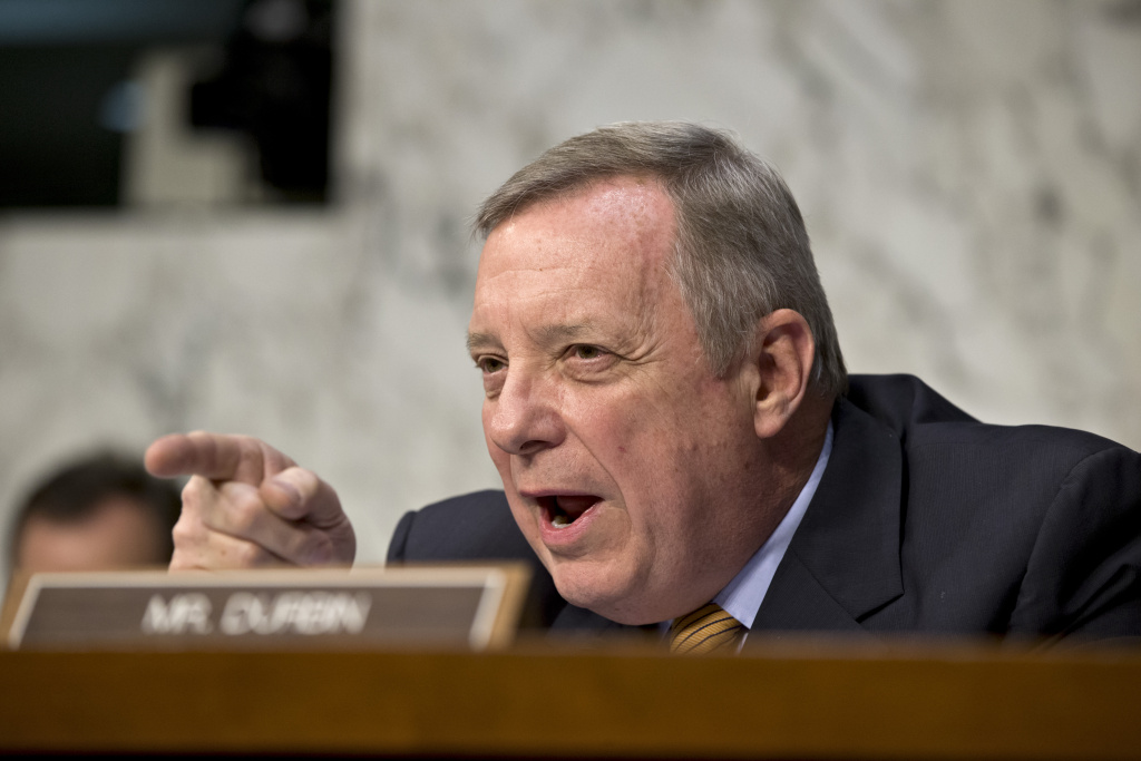 Sen. Dick Durbin, D-Ill., is asking the high-tech industry to support comprehensive reform, not just legislation that would increase the number of visas for high-tech workers.
