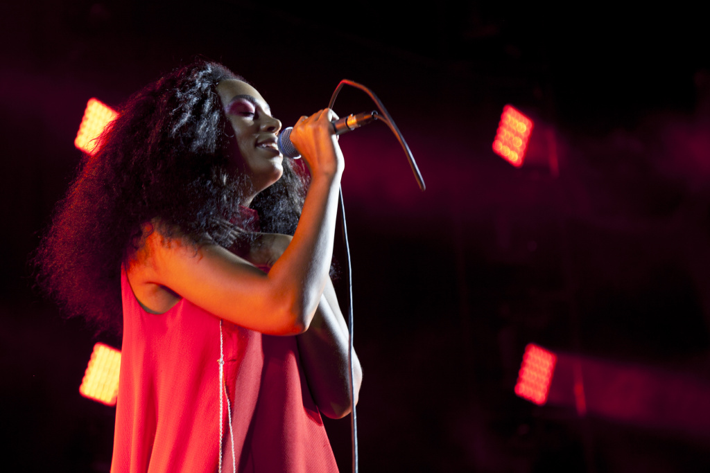 Solange took 2016 by storm with her album,