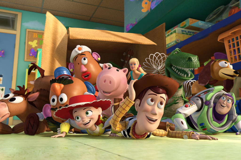 The Frame® | \'Toy Story\' at 20: How Pixar gambled on computer ...